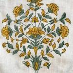 Mustard+Sage Floral
